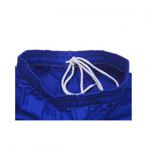 Кимоно для дзюдо Adidas Club J350 Blue чёрные полосы р. 130